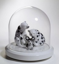Jaime Hayón: Pršící srdce / Fantasy Collection, 2010, Lladró